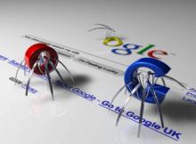 google index and crawling