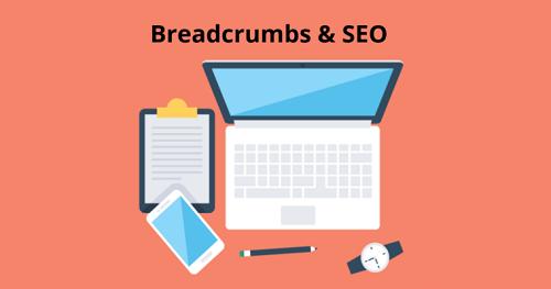 Google SEO Breadcrumb