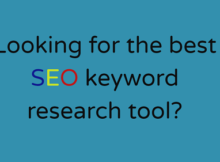 Best SEO Keyword Research Tool
