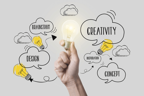 tips for being more creative