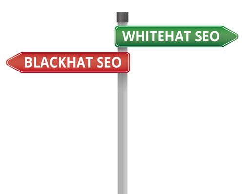 blackhat seo vs whitehat seo