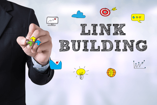 link building strategy for seo