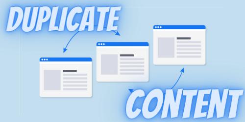 Internal Duplicate Content