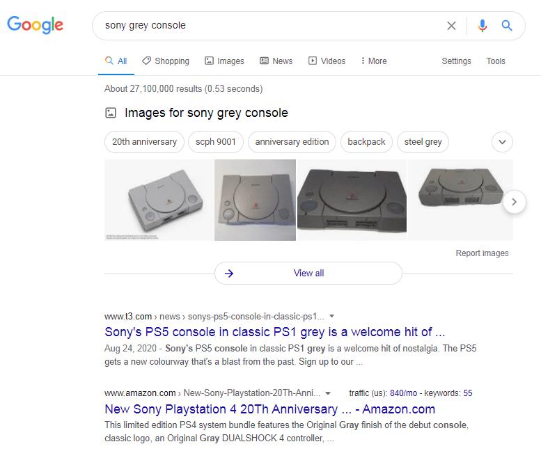 Google RankBrain Search Influence