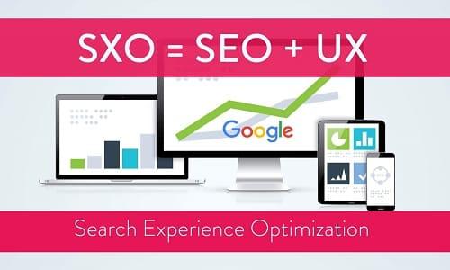 SXO 2021 - search experience optimization