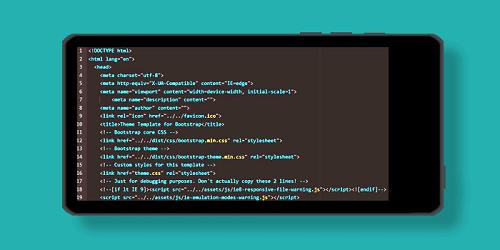 Source-code