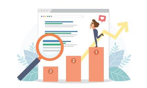 improve google ranking with google analytics